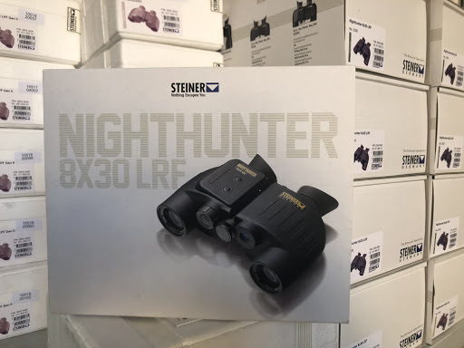 Nighthunter 8×30 LRF