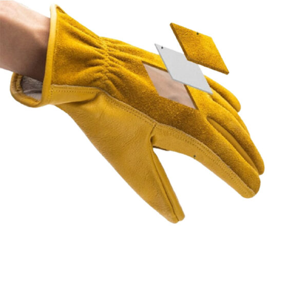 GP-01 Leather Work Gloves